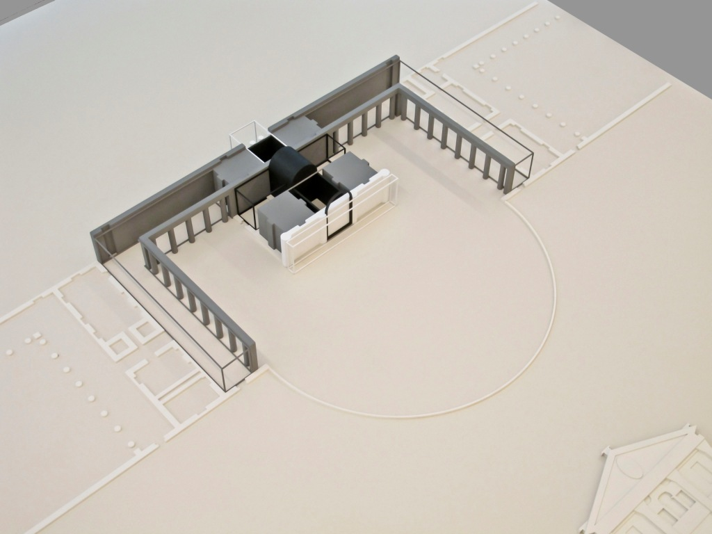 Peter Eisenman exhibit on Andrea Palladio to open at Yale