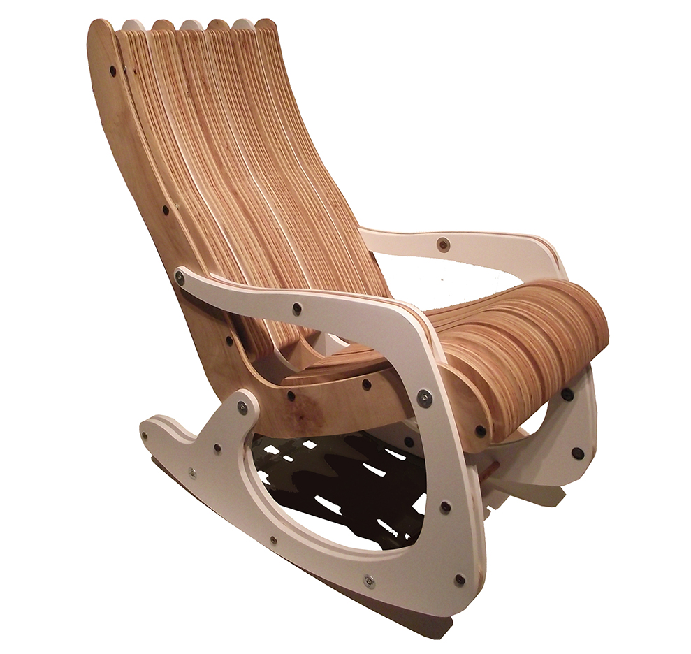 Innovative chair designs on view at High Point University