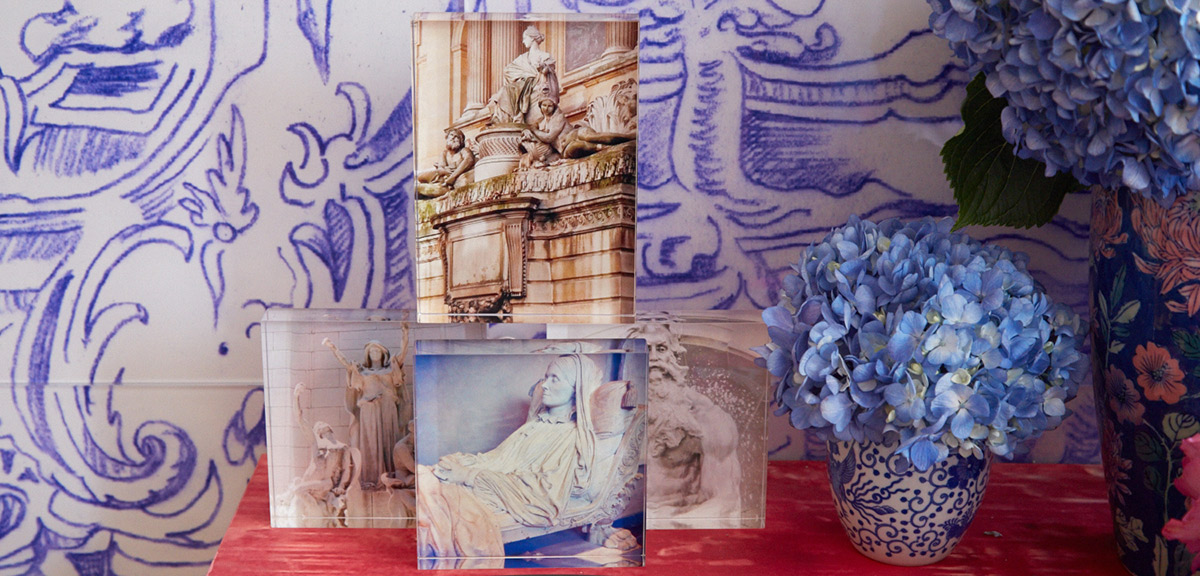 Michelle Workman creates art-inspired room for Shutterfly
