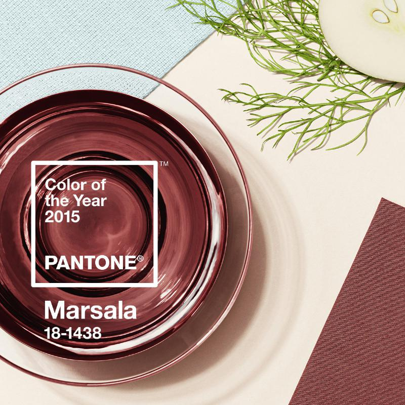 Pantone dubs Marsala 2015 Color of the Year