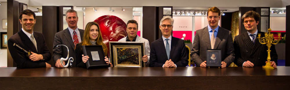 TEFAF Showcase opens application for young galleries