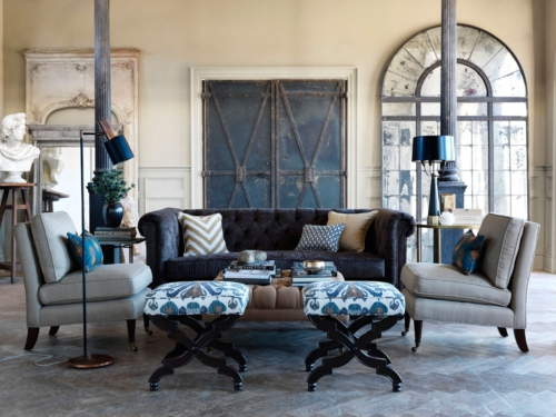 Nate Berkus introduces retail fabric collection