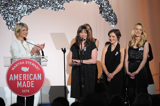Martha Stewart American Made Awards welcome nominees