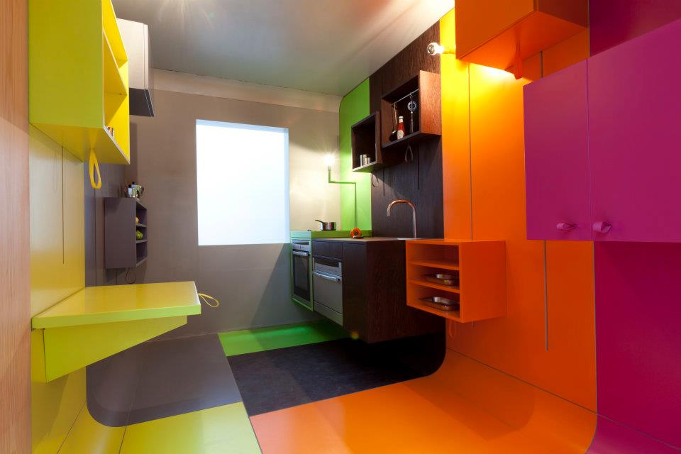 Study highlights changes in kitchen and home design