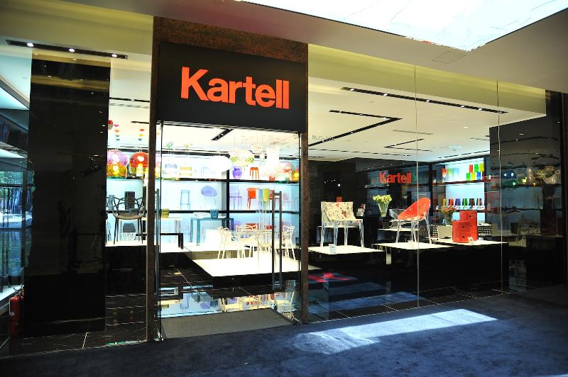 Kartell set for major expansion throughout China