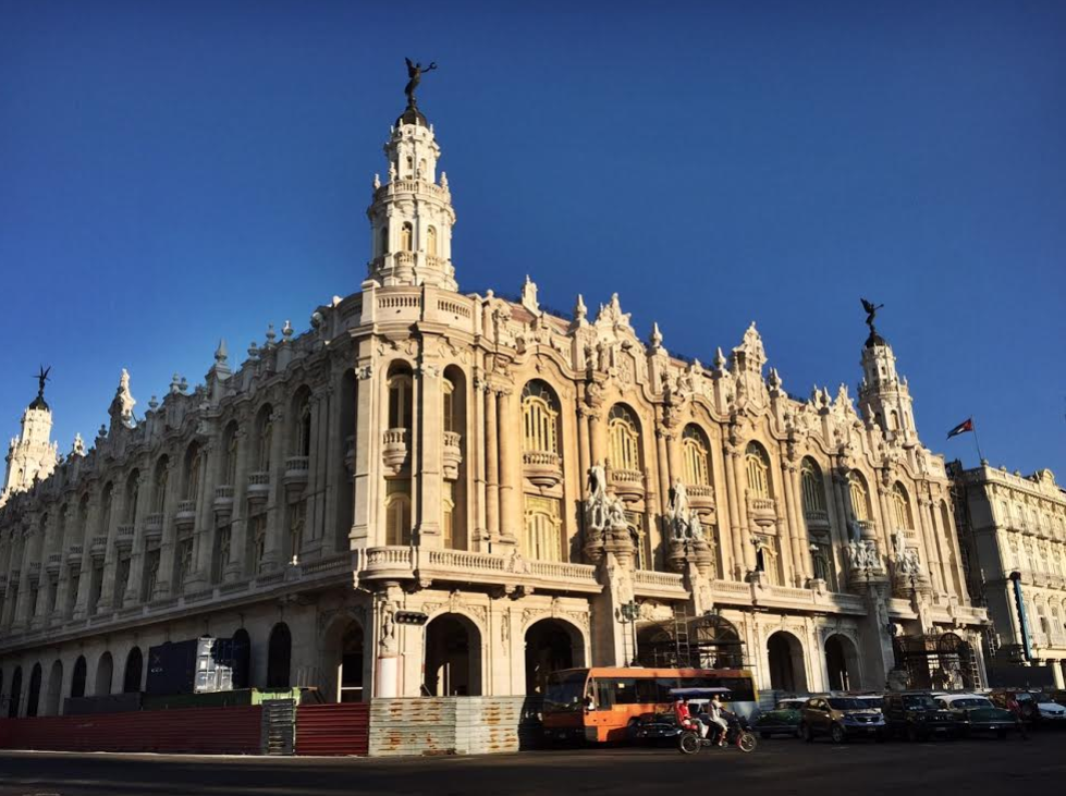 DLN explores Cuba's architecture and design history on tour