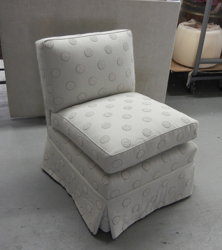 Designers create chairs with personal flair for benefit sale