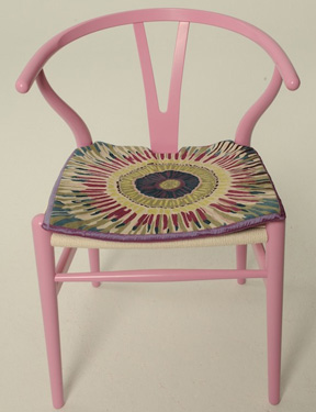 Top women designers recreate Wishbone chair for charity