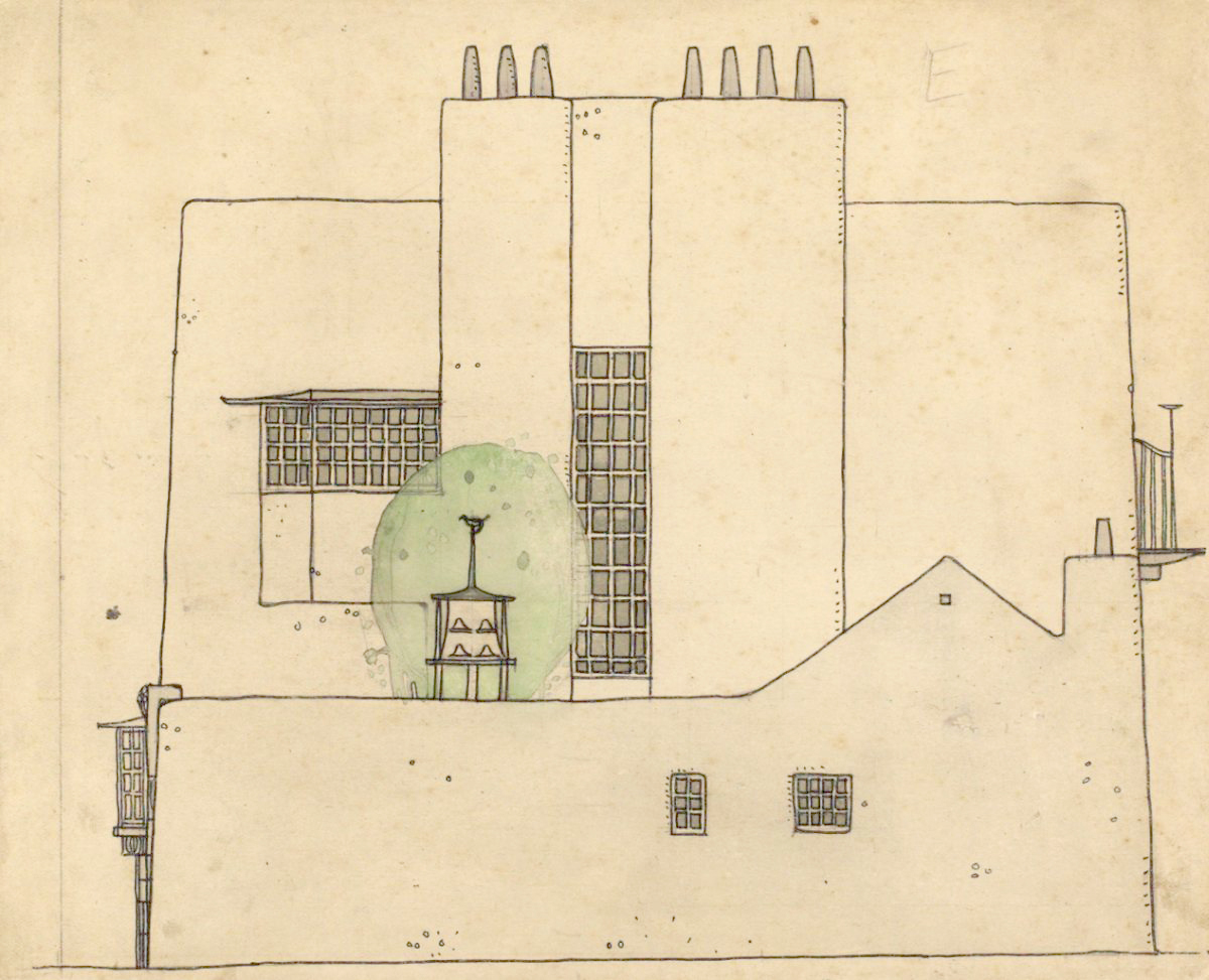 Exhibition uncovers Mackintosh's evolution in architecture