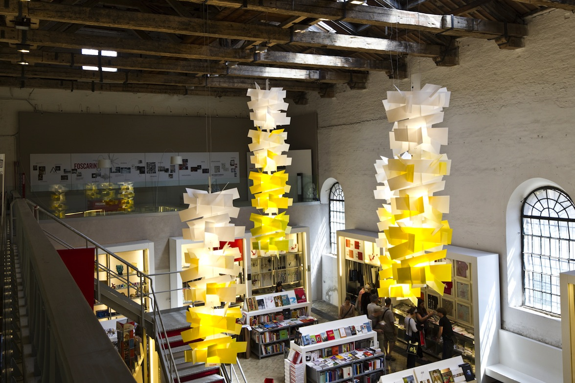 Venice Architecture Biennial to include local Italian brands