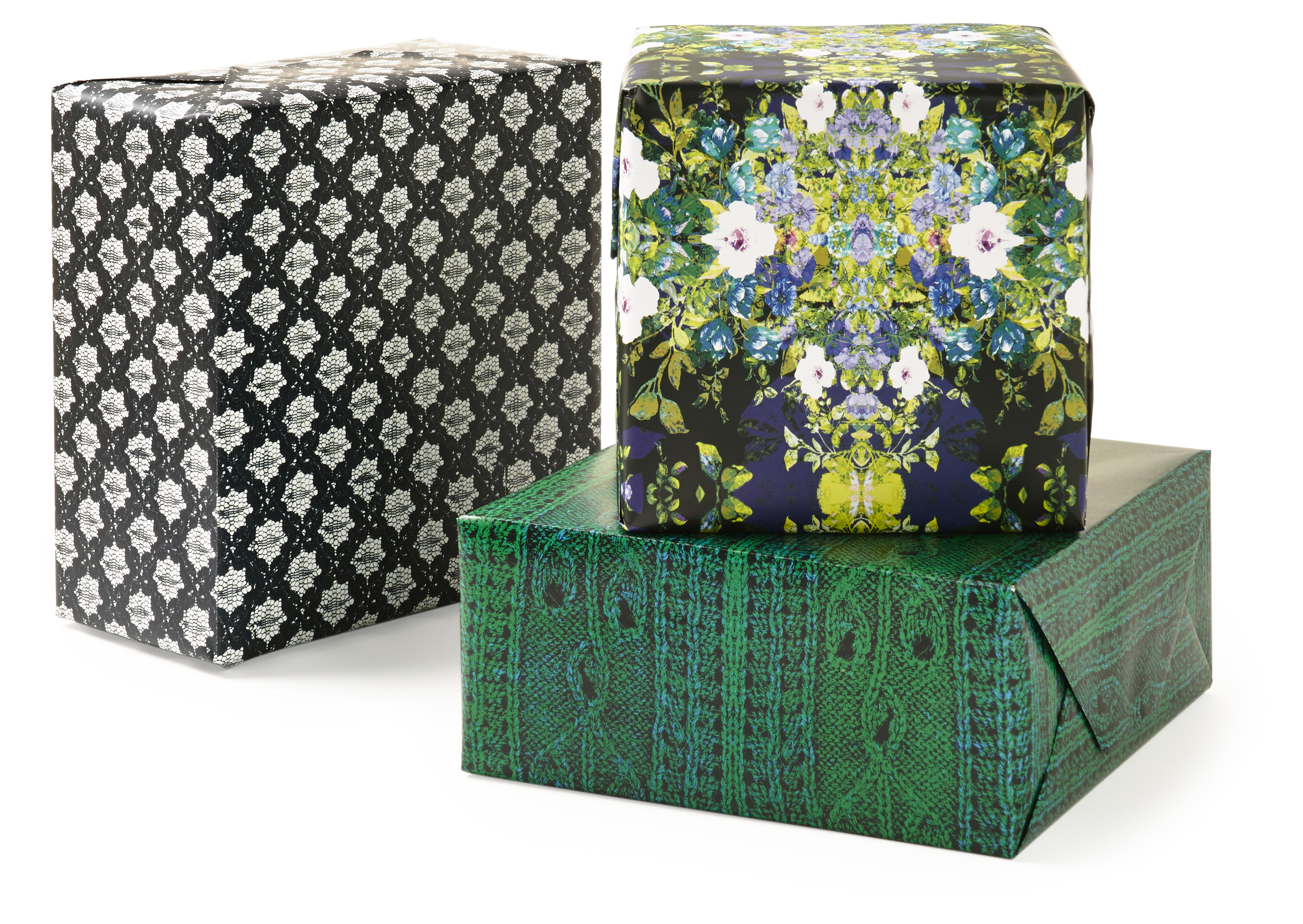 Designers create gift-wrap for charity with One Kings Lane