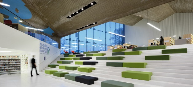 The Biennial Library Interior Design Awards Honor International Excellence In And A Demonstrated Aesthetics