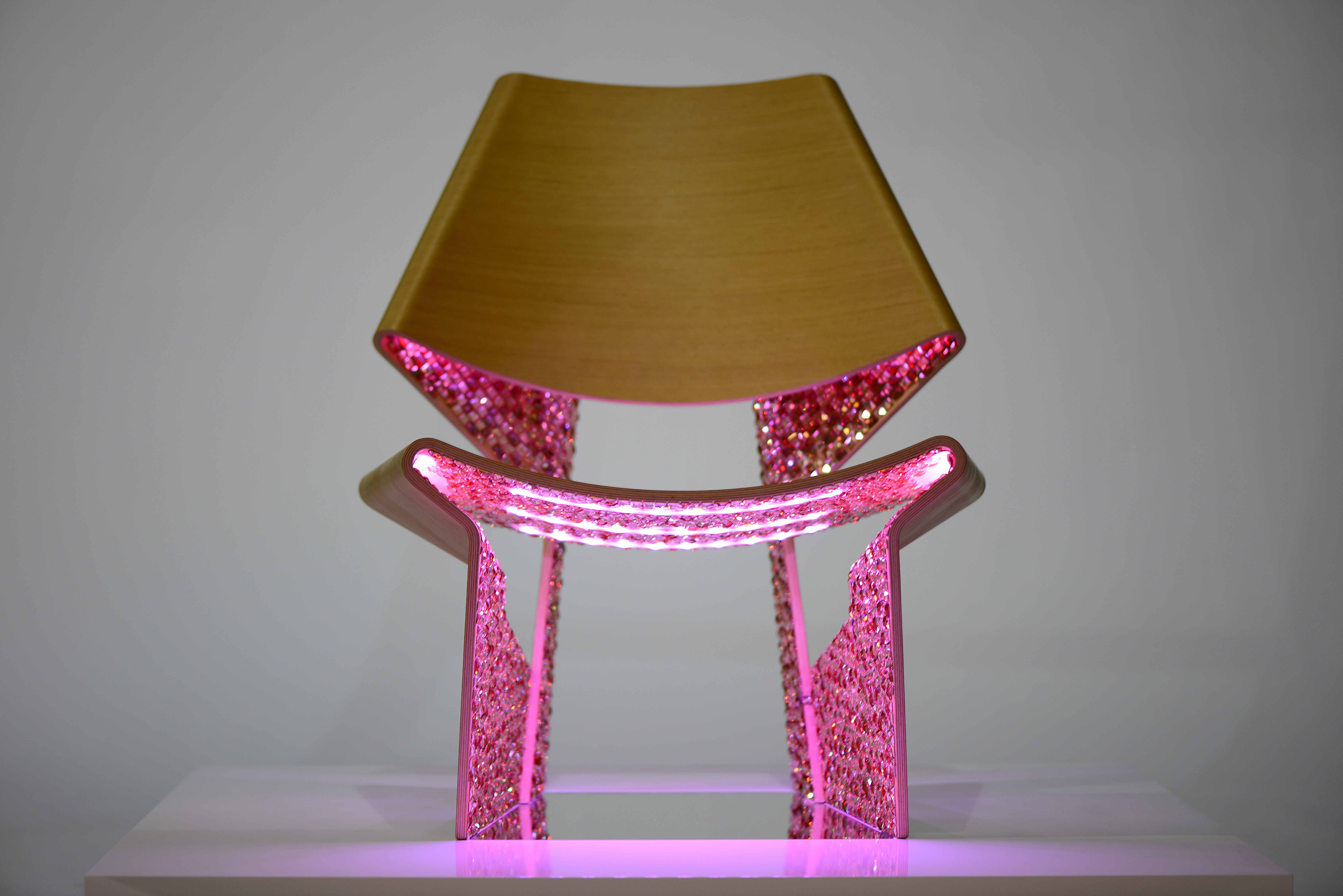 SUITE New York's Pink Jalk Project opens for auction