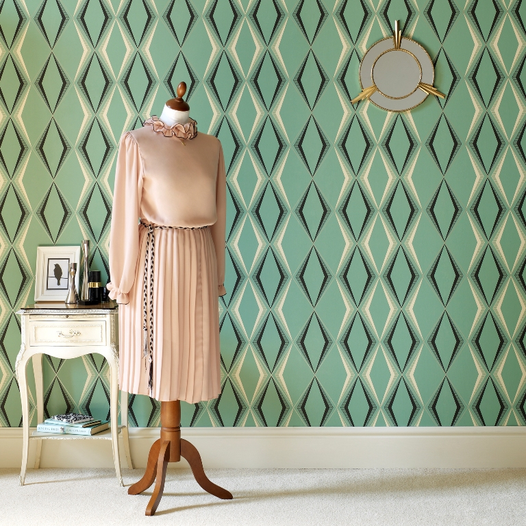 Graham & Brown wallpaper launches trade website