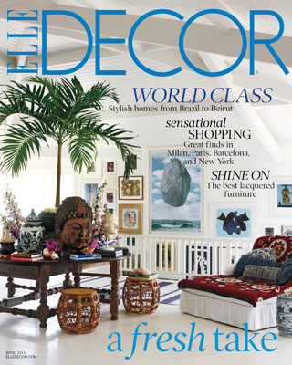 Elle Decor EIC adds 10 top names to its masthead