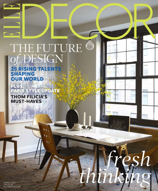 Elle Décor spotlights eight creative powerhouses