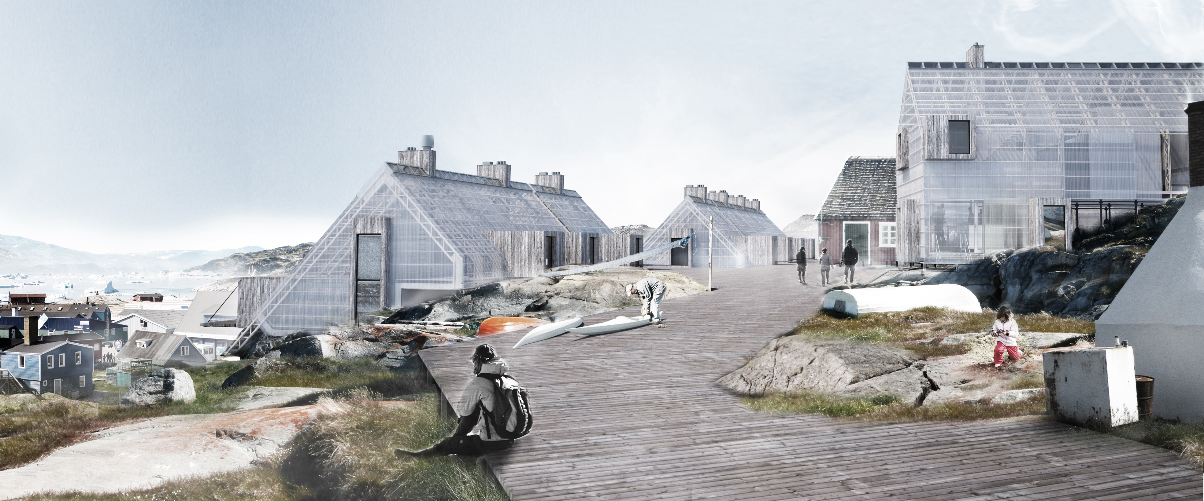 Architects imagine a new Greenland at Venice Biennale