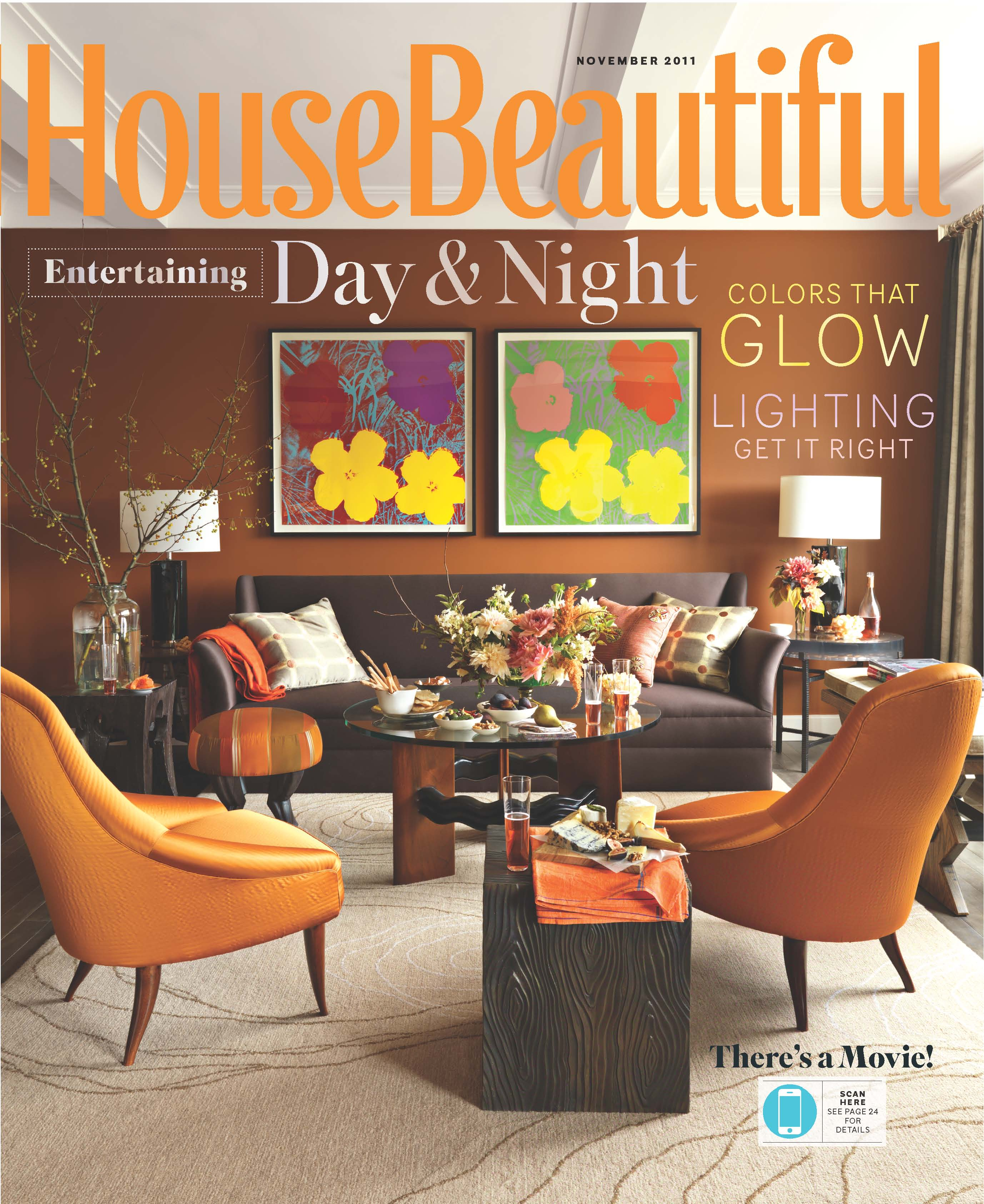 New digital features enhance House Beautiful's print mag
