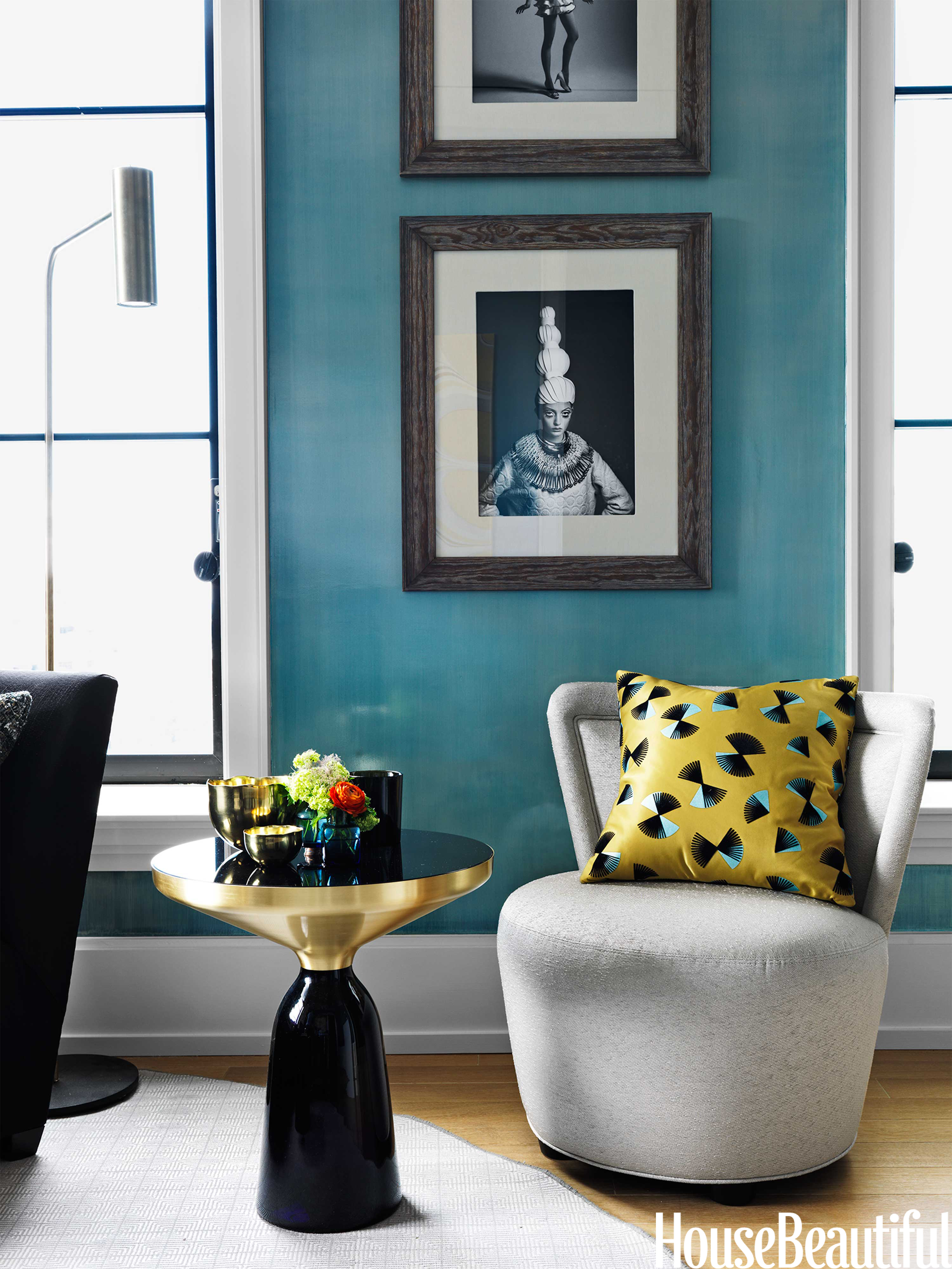 Jamie Drake the editor at large > photo tour: hearst designer visions chelsea