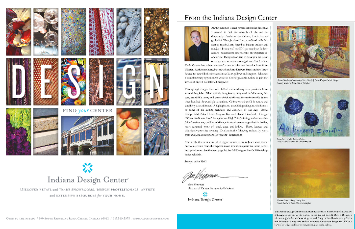 Eight design center publications decoded