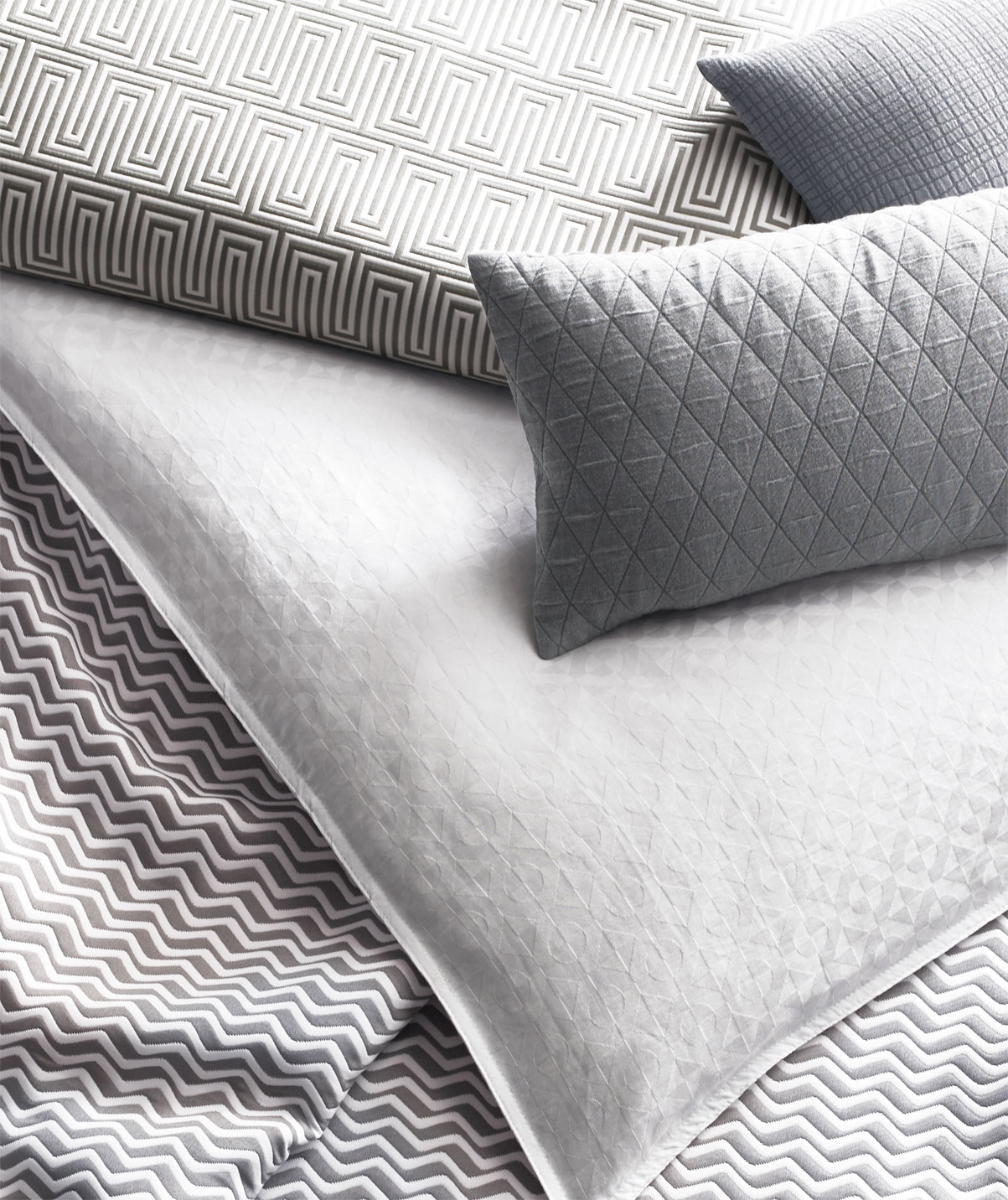 Kravet Contract launches customizable bedding line