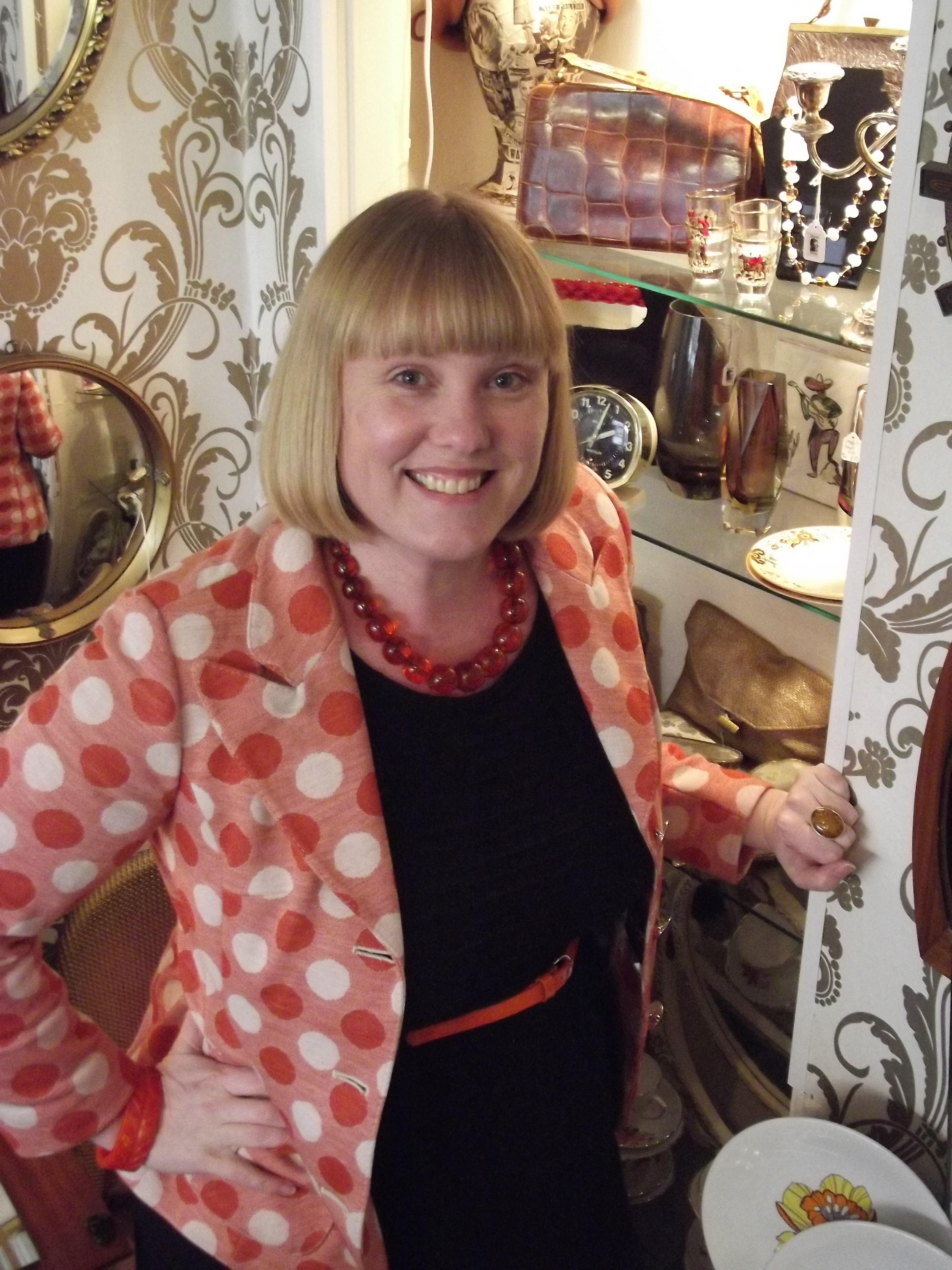 London's Antique & Textiles fair showcases young talent