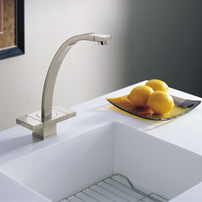 Jason Wu's fashionable faucets for Brizo to launch this year