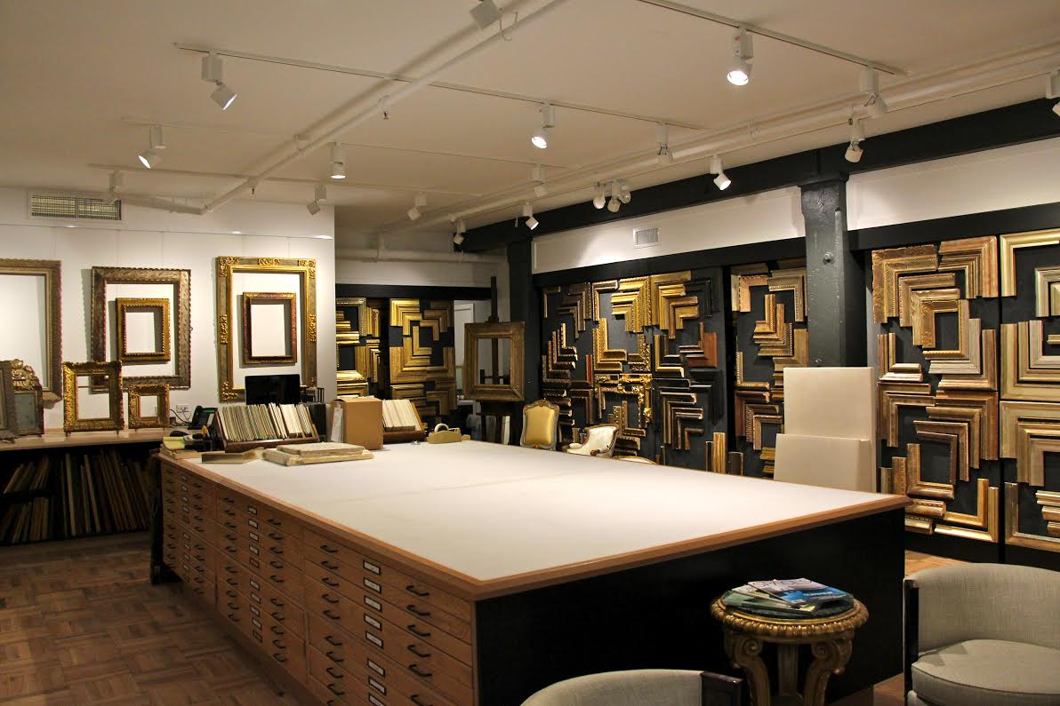 Julius Lowys Showroom Has Recently Moved Into A Newly Renovated 4000 Sf Space In The Fine Arts Building On East 59th Street Company Was Founded