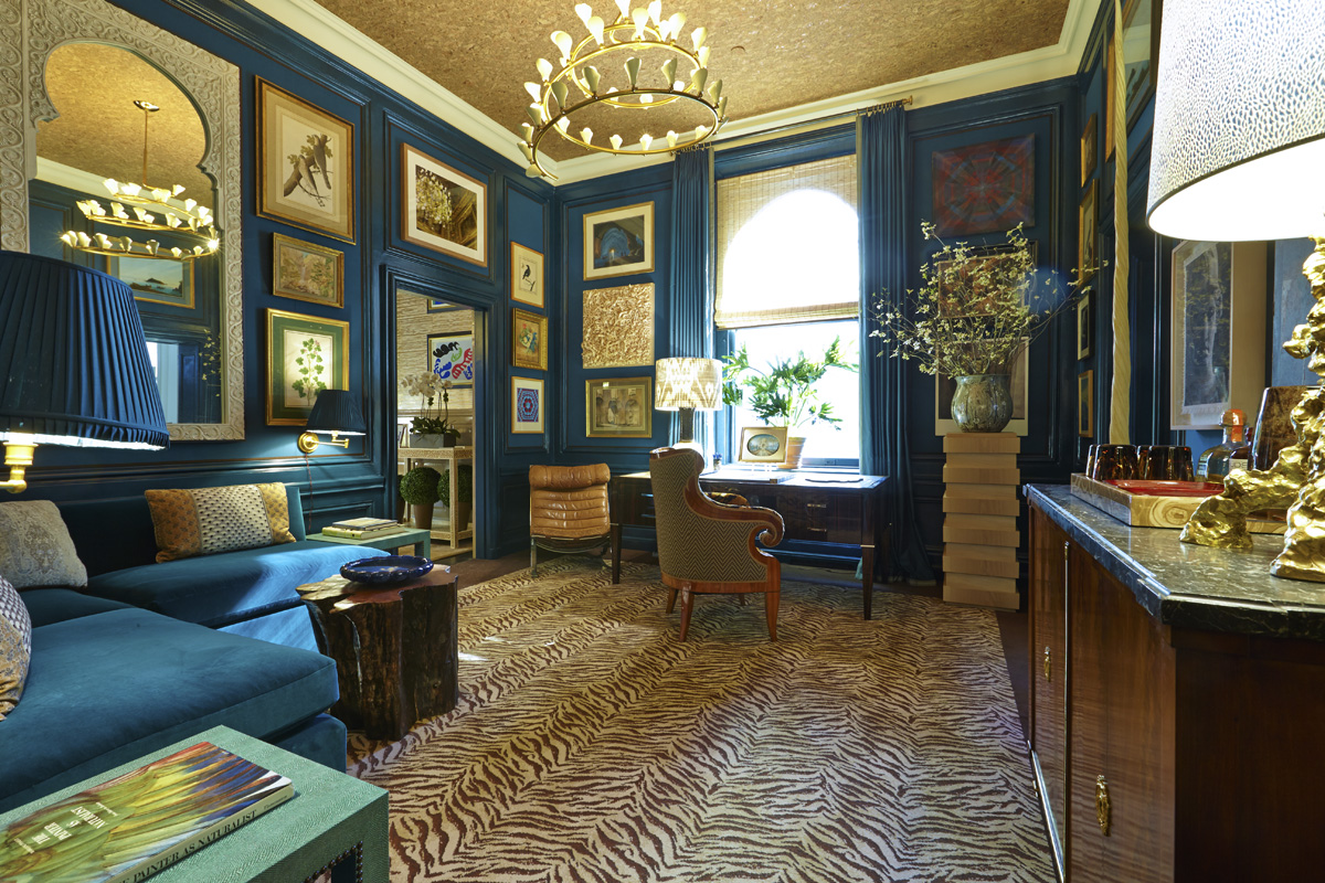 Photo Tour: Kips Bay President's Dinner and Show House
