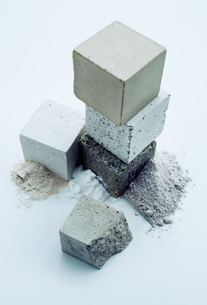 Carbon Negative Cement wins Material of the Year award