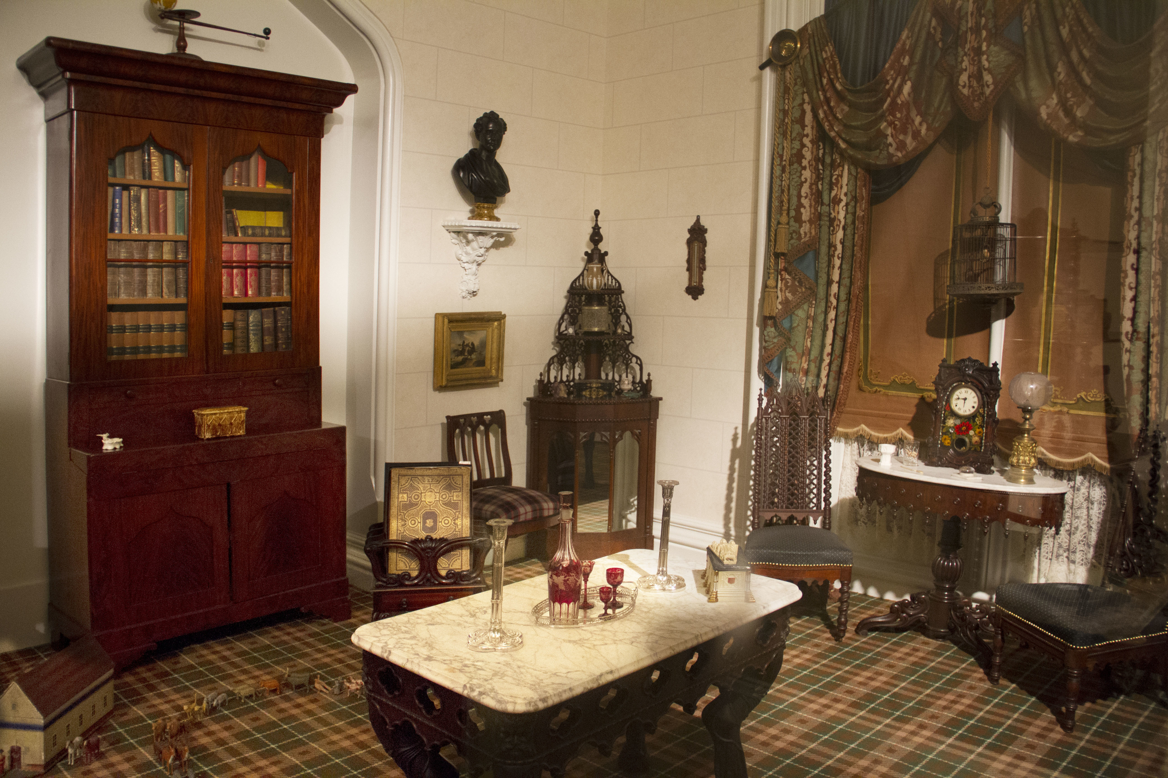 Period rooms get a makeover at Brooklyn Museum