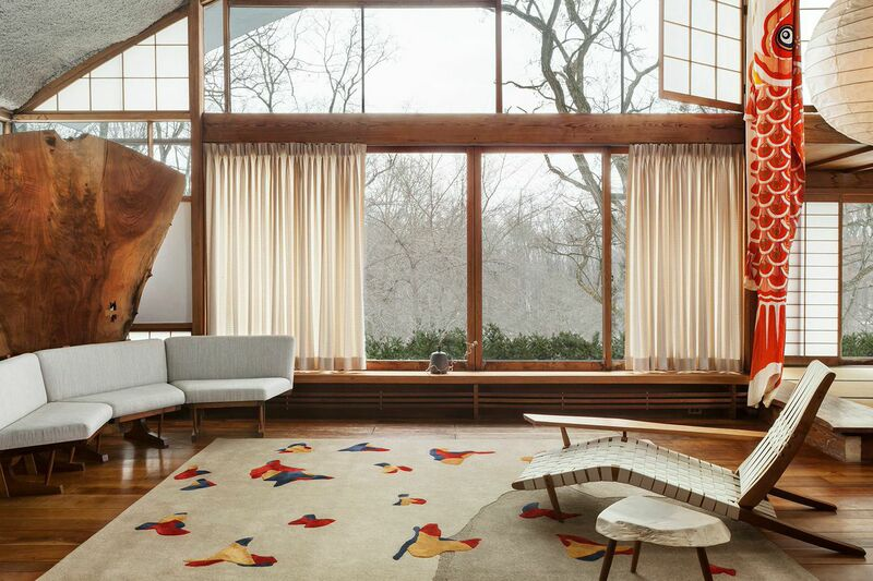 New Nakashima designs made after more than 50 years