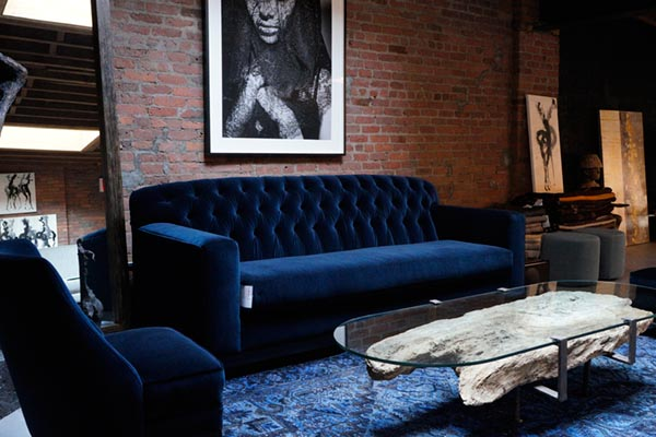 New European furnishings showroom opens in SoHo