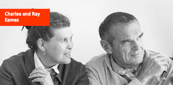 2012 marks centennial of design legend Ray Eames