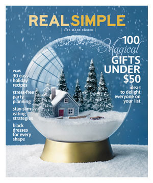 Real Simple opens 2nd-annual NYC Holiday Pop-Up Shop