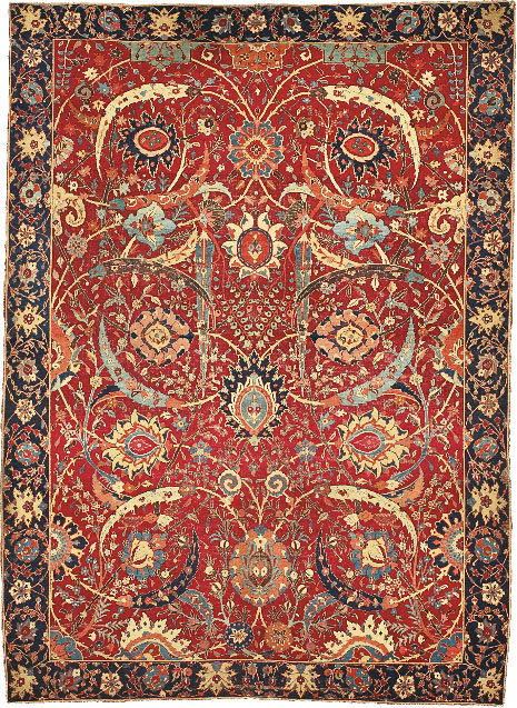 Sotheby's sells most expensive rug on record at $34 million