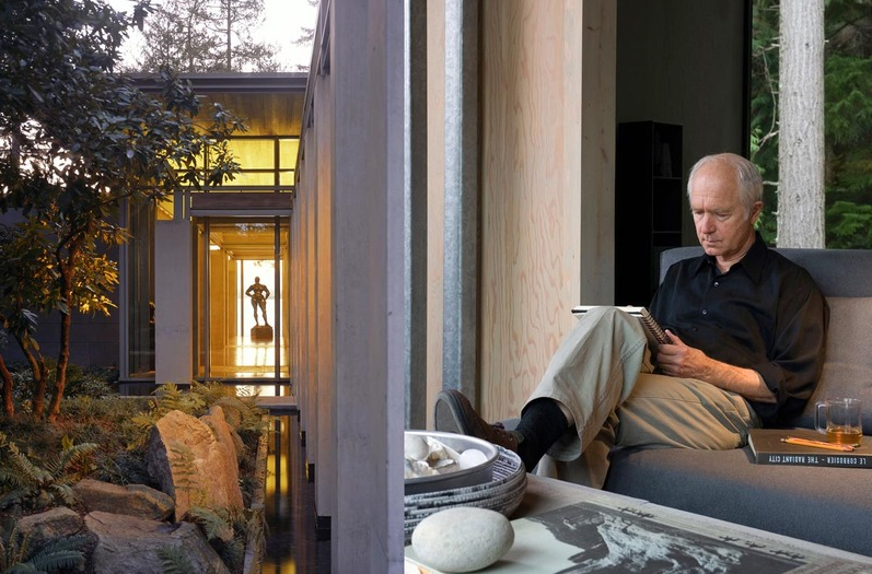 Retrospective of architect Jim Olson opens in Seattle