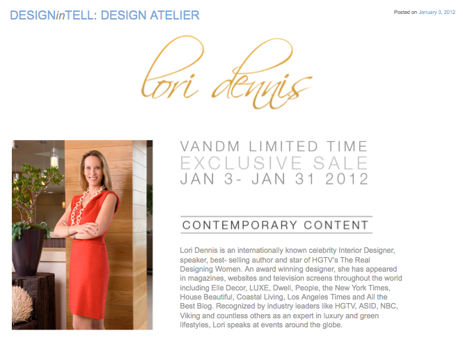 VandM to sell designers' own products via Design Atelier