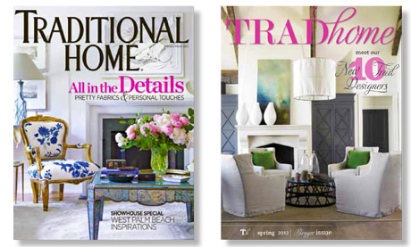Traditional Home announces 10 'New Trad' designers