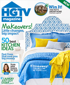 HGTV mag 'test issue' passes, moves to regular publication