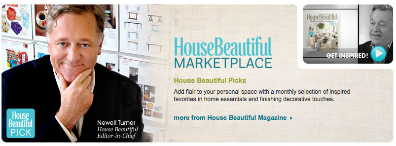 House Beautiful Marketplace the editor at large > house beautiful marketplace debuts with hsn