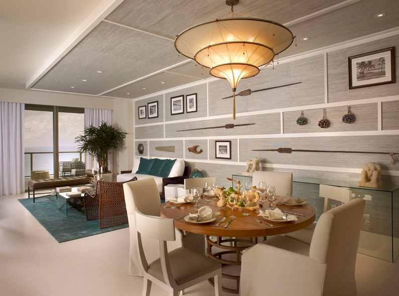 St. Regis Bal Harbour unveils residences by b+g design