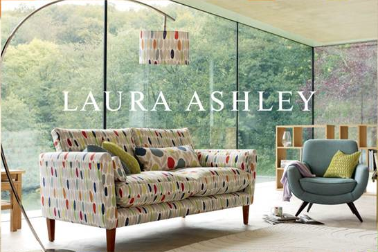 Print icon Laura Ashley launches US ecommerce site