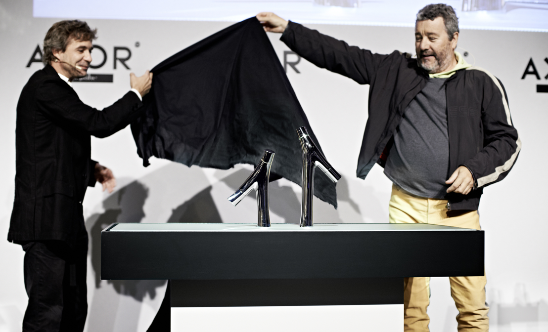 Philippe Starck's self-disappointment keeps him designing
