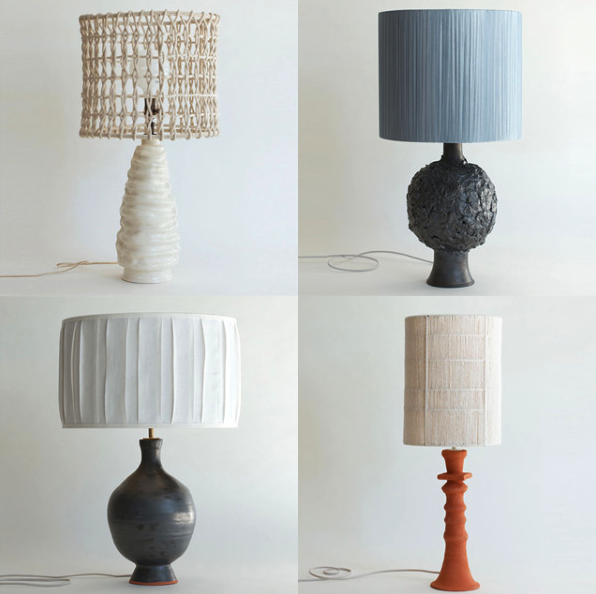 Frances Palmer and Chad Jacobs debut lamp collection
