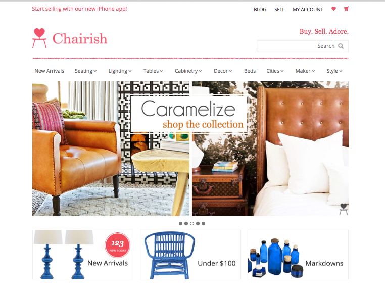 Chairish raises $4 million in new investment series