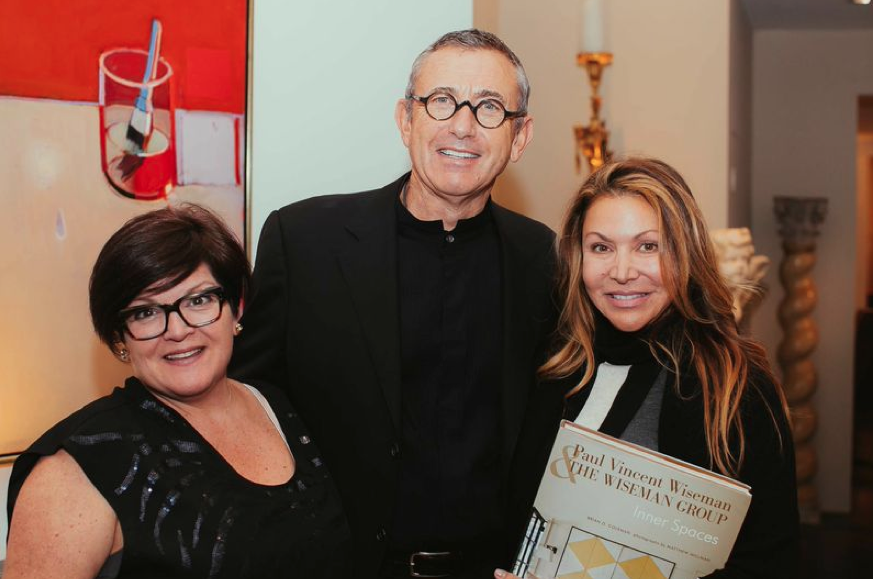 Paul Vincent Wiseman launches first book of interiors