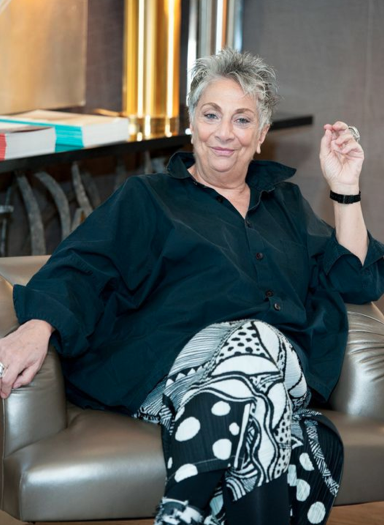 'Queen of Simplicity' Paola Navone lends her 'magic' to Rubelli