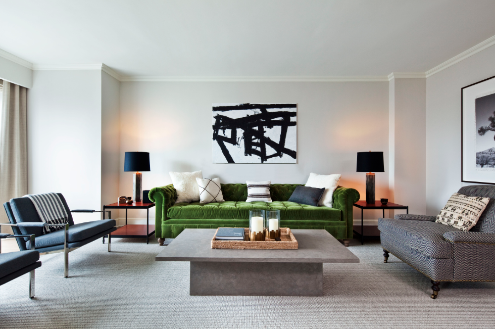 Designers transform specialty theme suites at NYC hotel