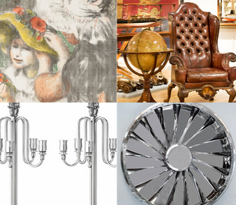 Interior designers spice things up at Palm Beach antique show